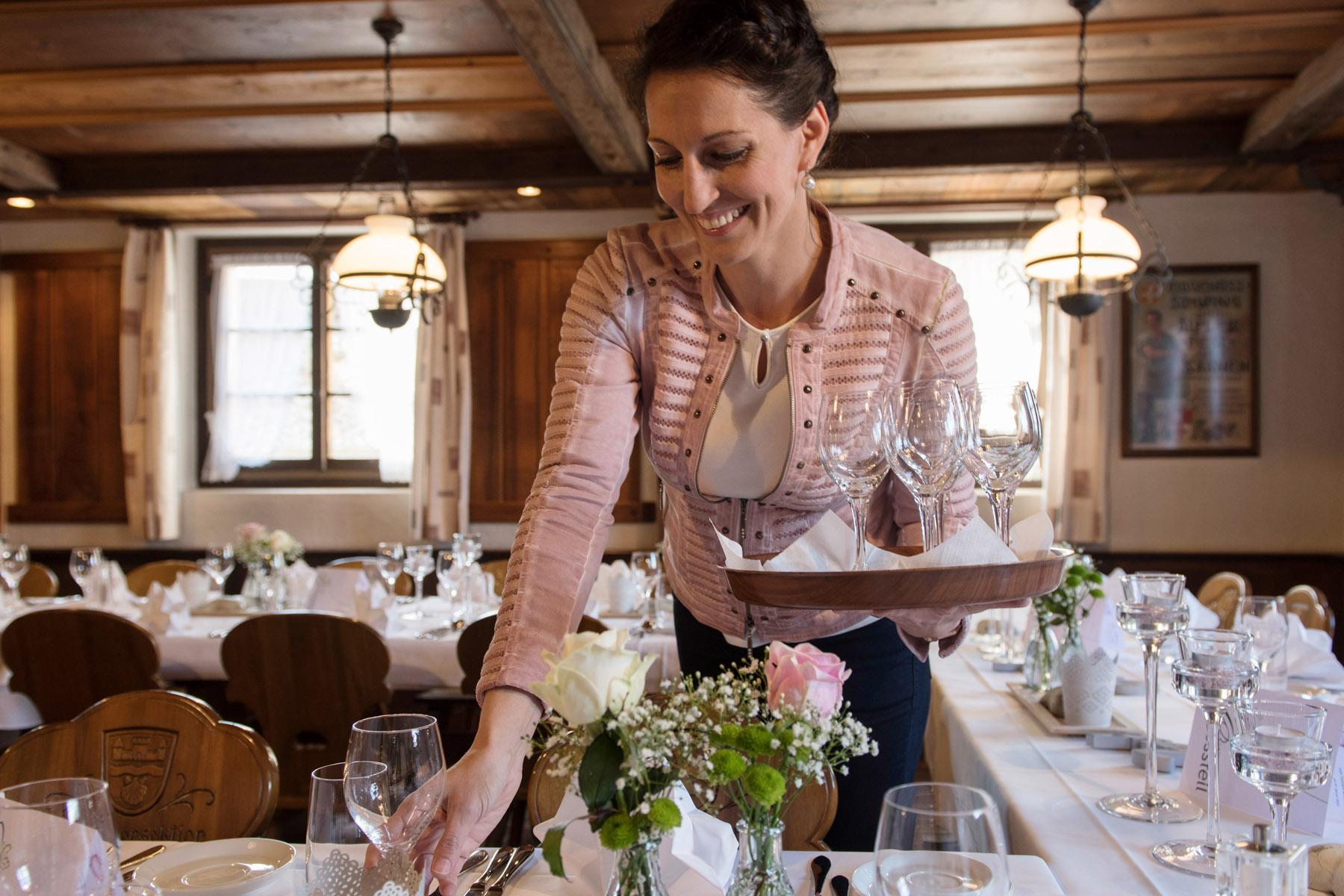 Feste, Geburtstage & Hochzeiten